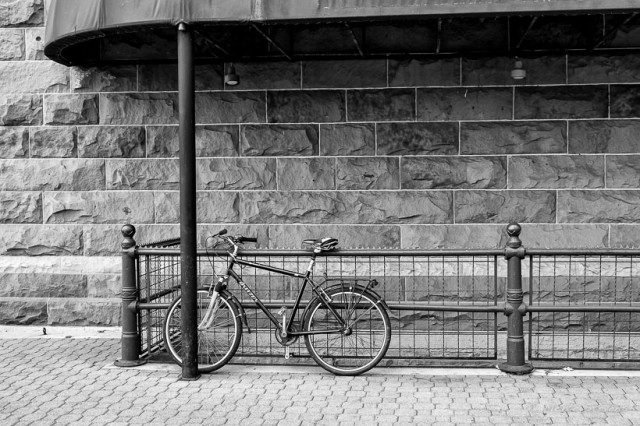 Bicycle in Old Town