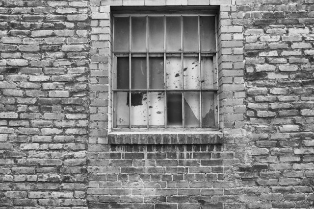 Window in the Alley