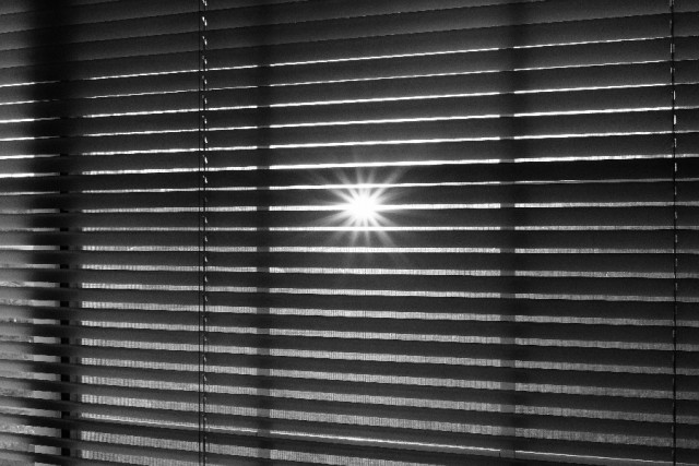 Morning Sunrise from my Bedroom