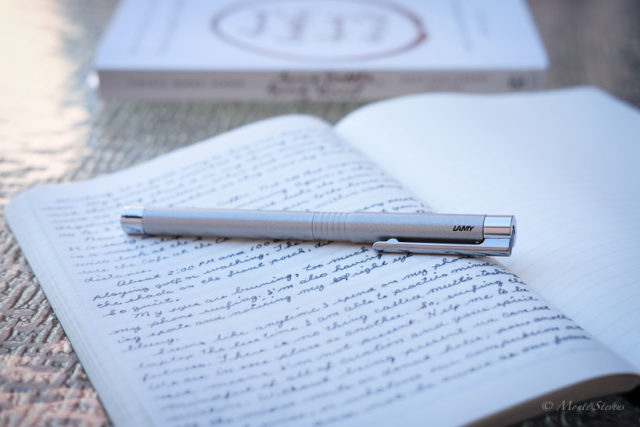 Lamy Logo and Journal